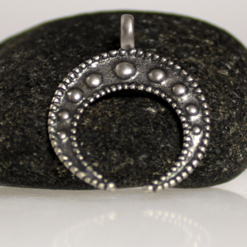 Polish/Ukranian lunula pendant