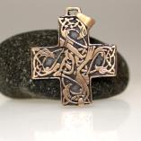 Knotwork cross