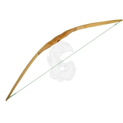 Pine wood short bow