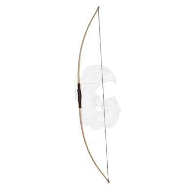A bow based on an English Long Bow, resembling those from the Victorian age.